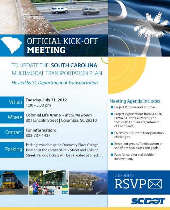 Meeting invitation information