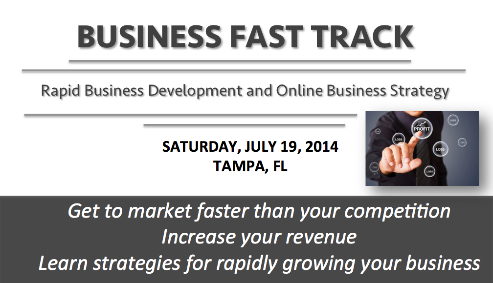 Business Fast Track Banner