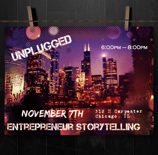 Entrepreneur Storytelling