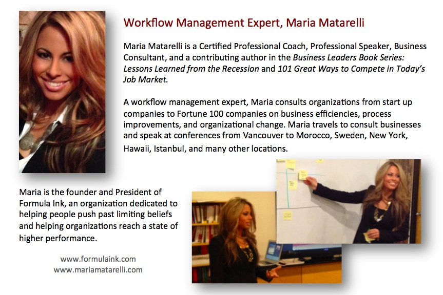 Maria Matarelli Bio