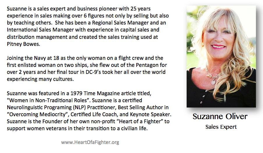 Suzanne's Bio