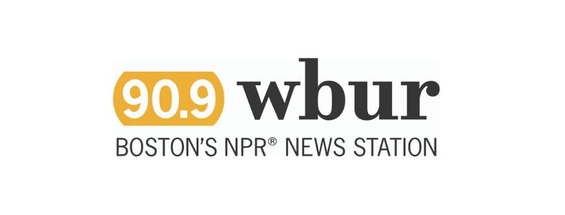 WBUR platinum logo