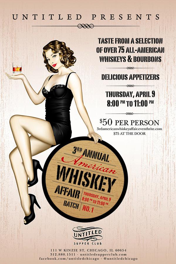 Third Annual American Whiskey Affair