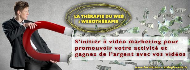 S'initier à vidéo marketing pour promouvoir votre activité et gagnez de l'argent avec vos vidéos