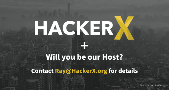 HackerX Host?