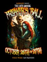 FREAKER'S BALL - tickets available at the door!!