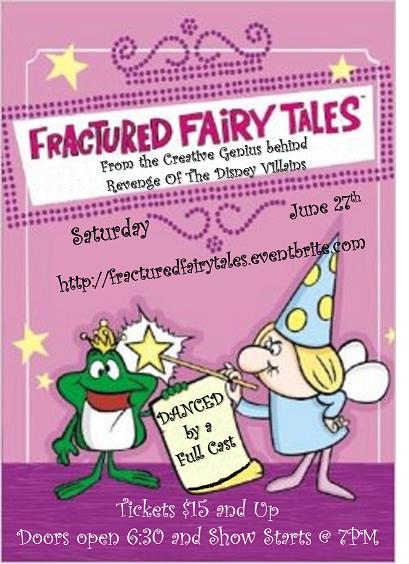 Fracturd Fairytales