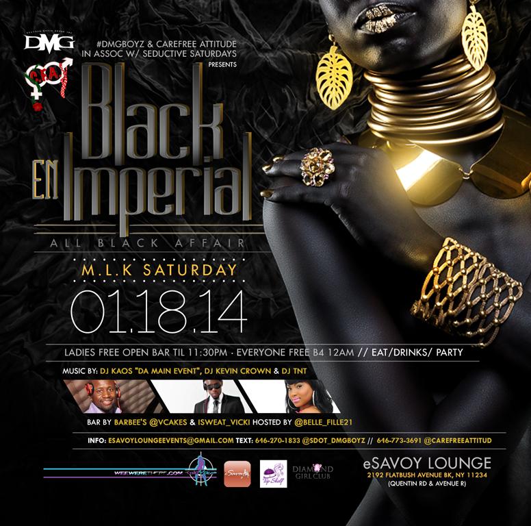 Black en Imperial