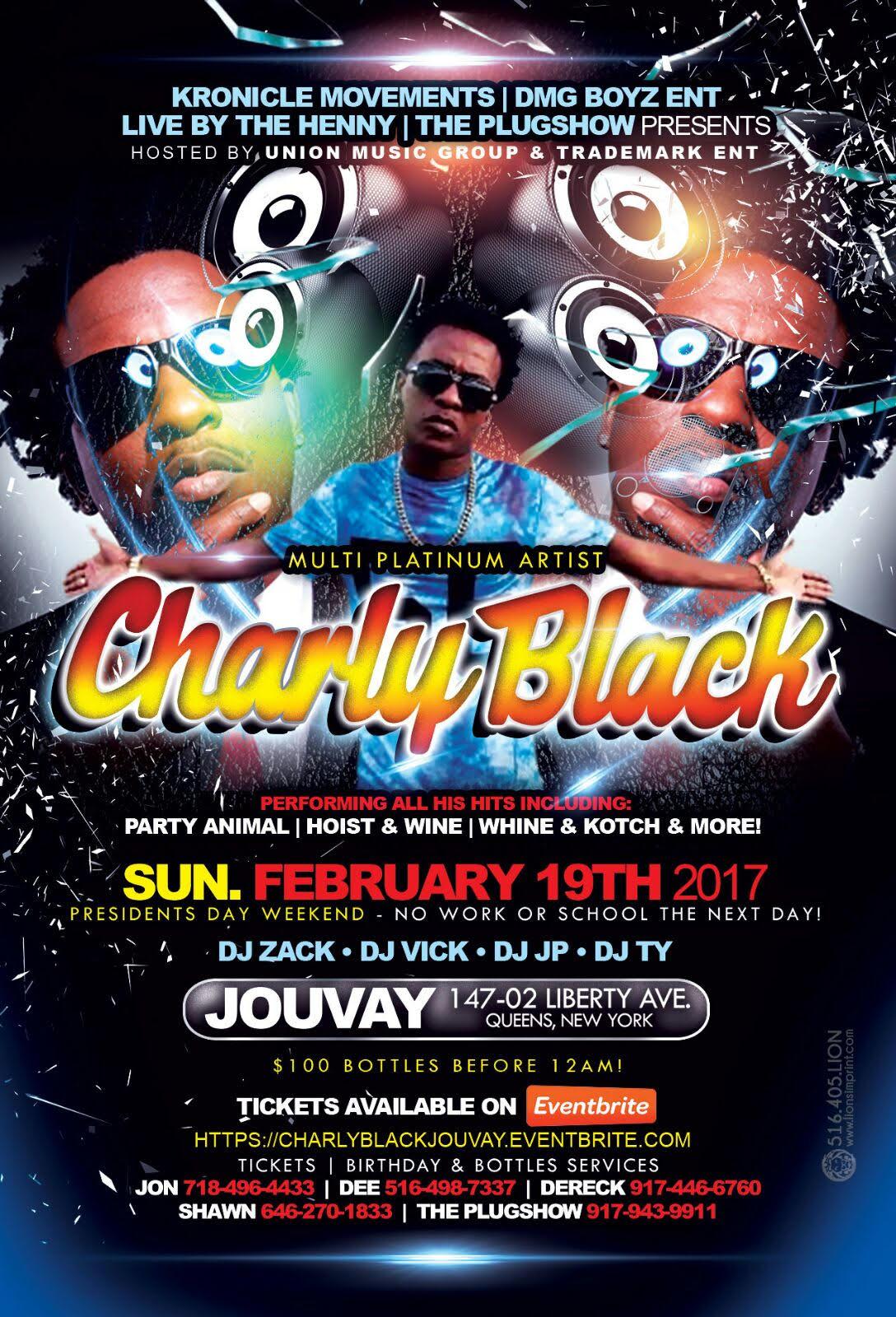 Charly Black Live