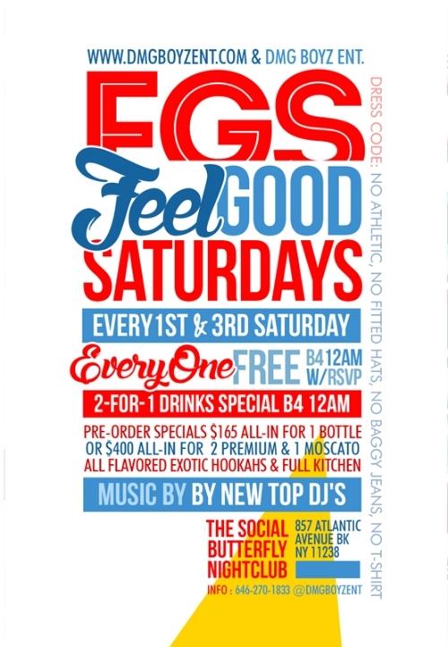 FGS - Feel Good Saturdays
