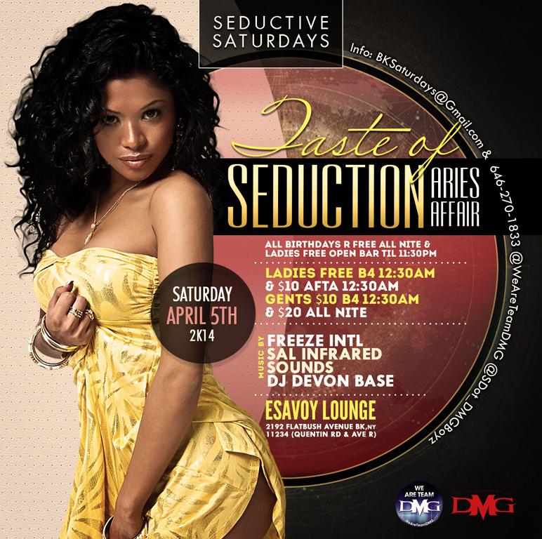 Taste of Seduction