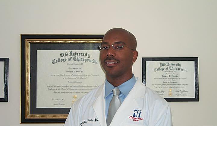 Dr. Douglas Sims