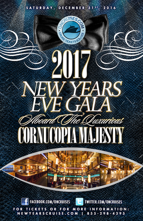 2017 New Years Eve Gala
