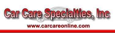 Car Care Specialties
