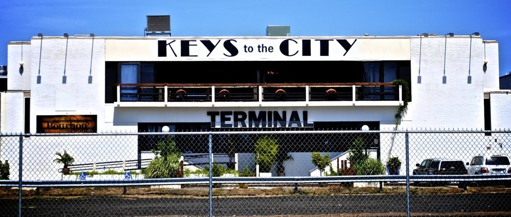 Terminal 110 and Keys to the City
