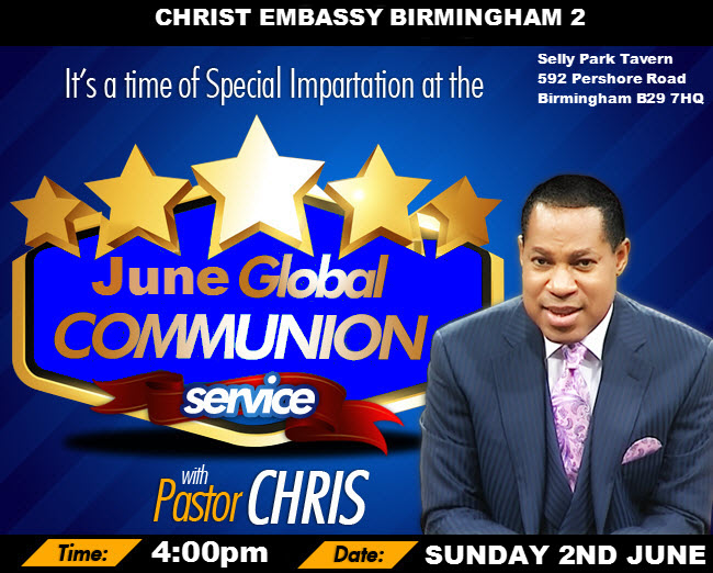 June Communion Service