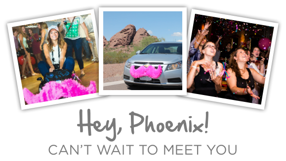 Hey Phoenix! Can't Wait to Meet You