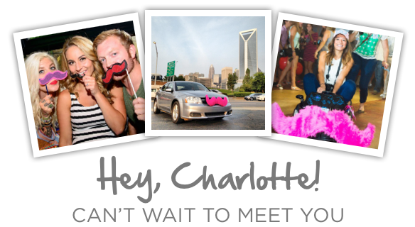 Hey, Charlotte! Can't Wait to Meet You