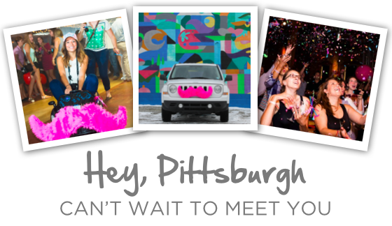 Lyft Pittsburgh Images