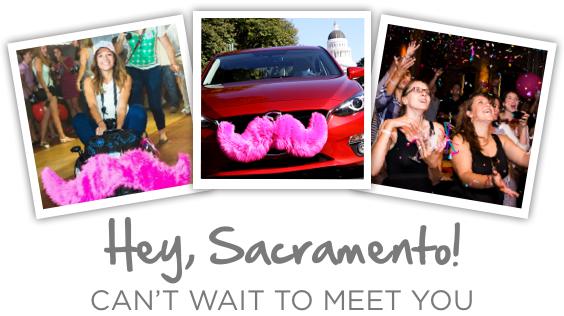 Hey, Sacramento!