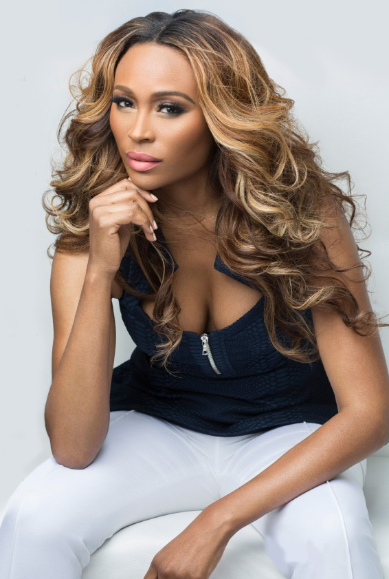 Cynthia Bailey at Lips, Lids and Lashes