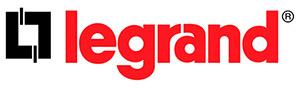 logo of legrand lighting controls company