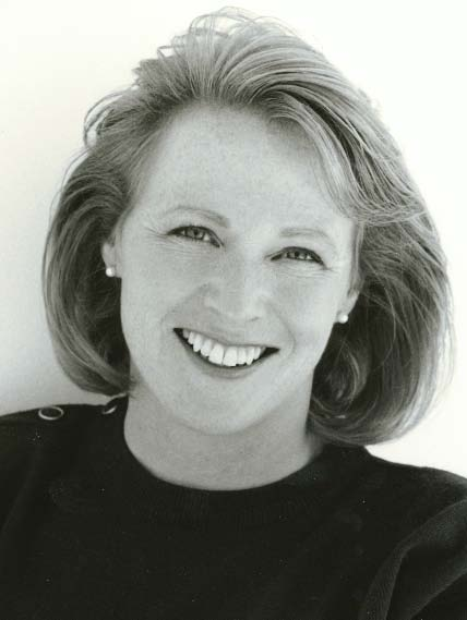 photo of Nancy McCoy in black and white