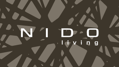 logo of NIDOliving showroom in San Francisco