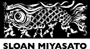 logo of Sloan Miyosato