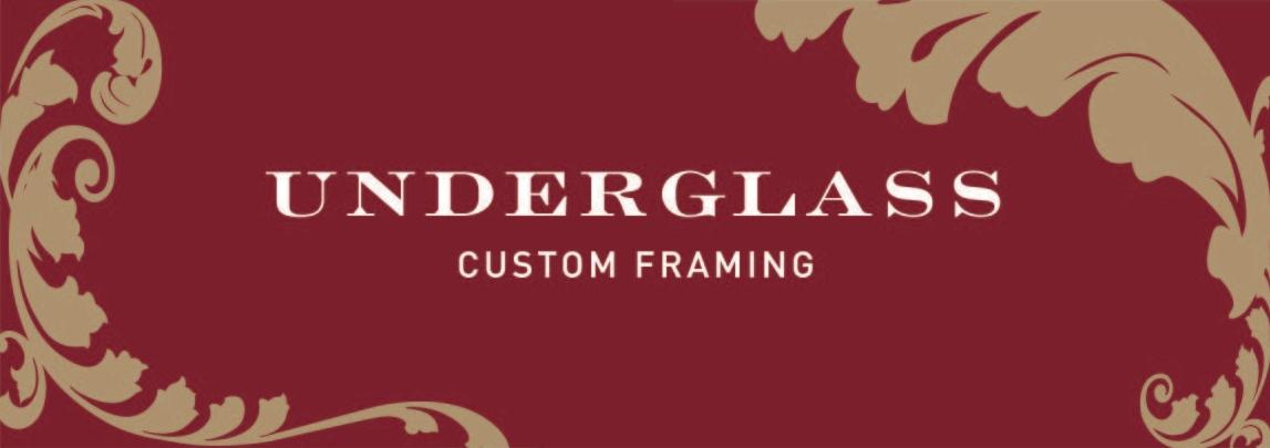 logo of Underglass Custom Framing
