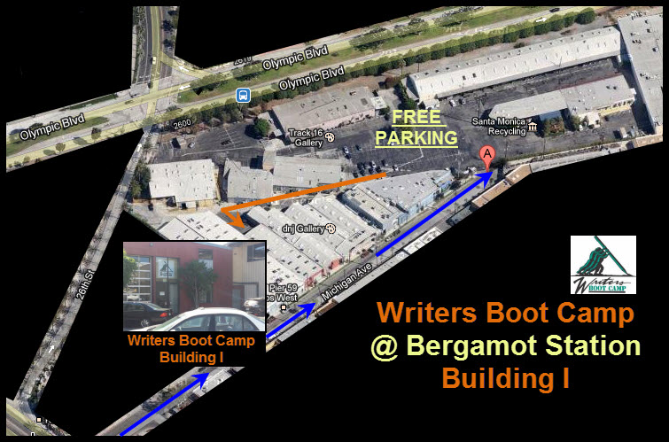 Writers Boot Camp Location