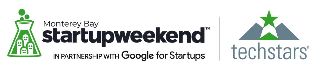 Techstars Startup Weekend + Monterey Bay