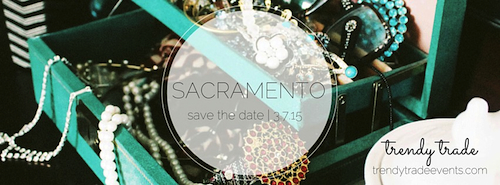 trendy trade clothing swap events Sacramento 3.7.15