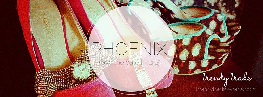 trendy trade phoenix clothing swap event