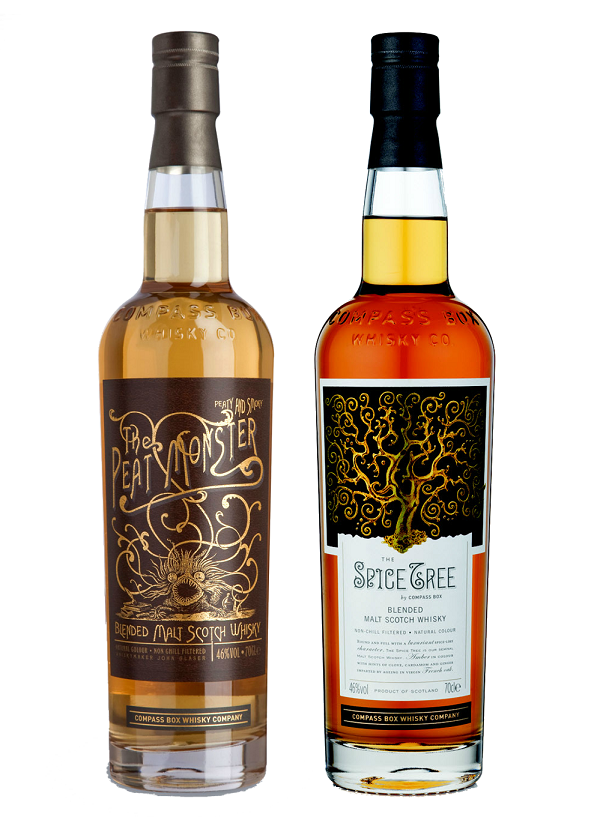 compass box whiskey