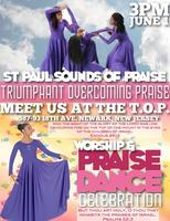PRAISE AND WORSHIP DANCE  CELEBRATION .