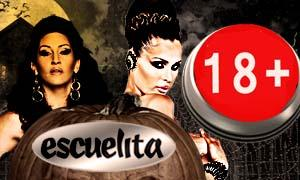 HALLOWEEN WEDNESDAY 10.31.12 WITH MICHELLE VISAGE & CARMEN...