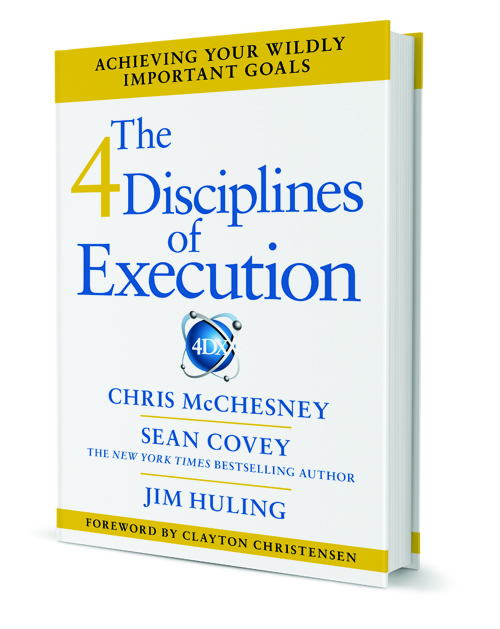[image] The 4 Disciplines of Execution