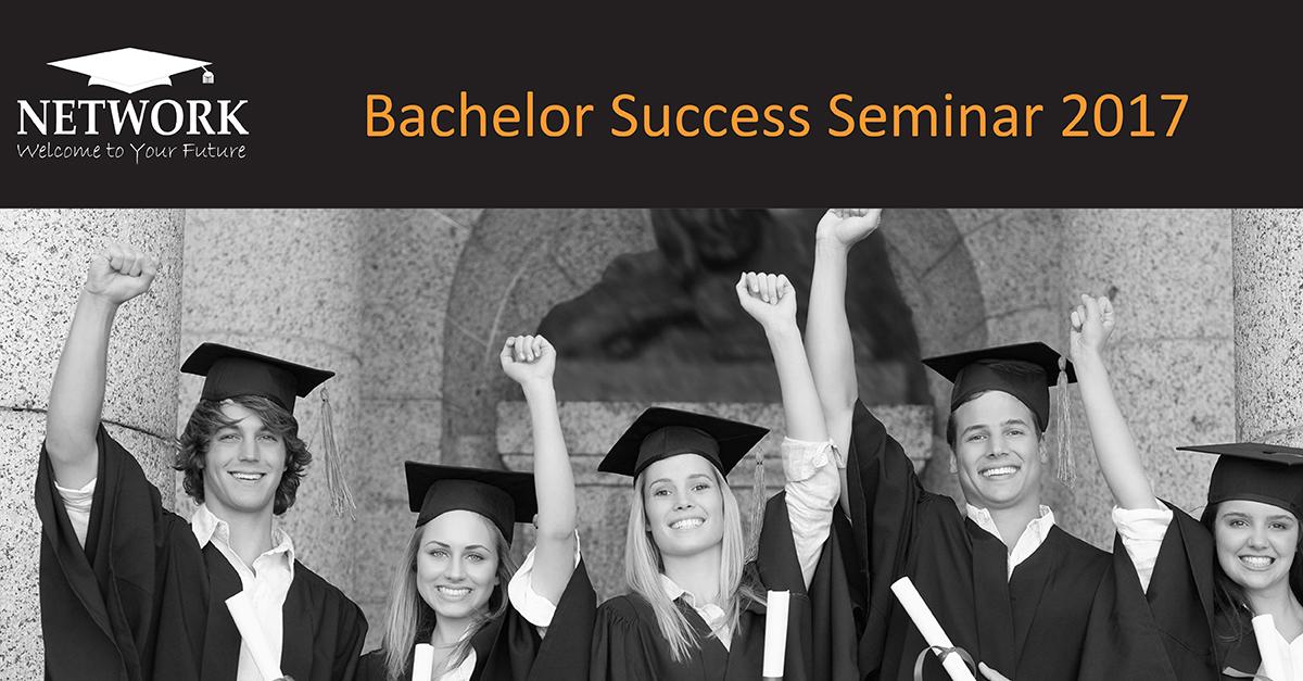 Bachelor Success Seminar 2017