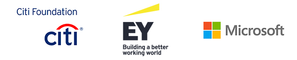 Presented by Citi Foundation, EY and Microsoft