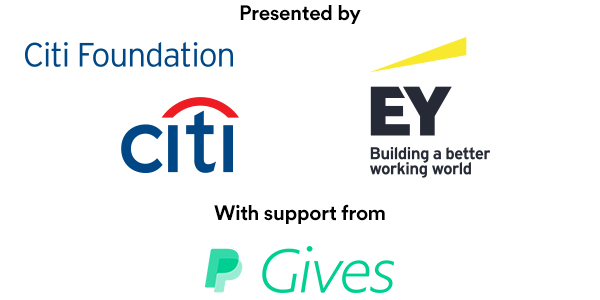 Presented by Citi Foundation and EY with support from PayPal