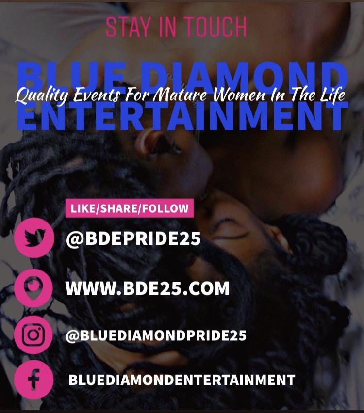 Blue Diamond Ent Promo pic