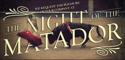 The Night of the Matador
