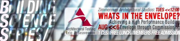 AIA Milwaukee Building Science Series