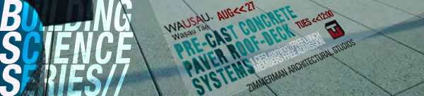 BSS August 27th Precast Concrete Paver Roof-Deck Systems