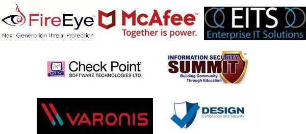Security Summit Sponsor Logos