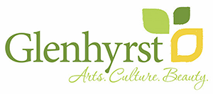 Glenhyrst Arts. Culture. Beauty (logo)