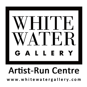 WHITE WATER GALLERY LOGO BLACK AND WHITE