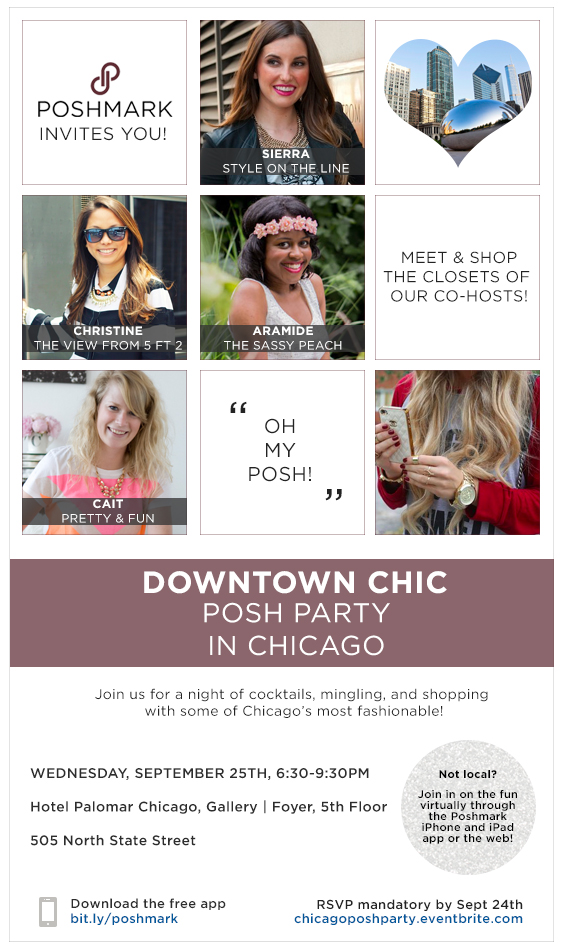 Chicago Posh Party