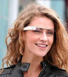 "1. Google Eyewear ""Glass"""